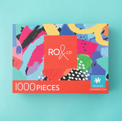 RO & CO 1000pc Puzzle - Connection