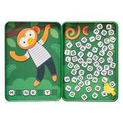 Magnetic Travel Game - Hang On Monkey