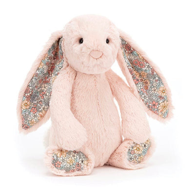 Jellycat Blossom Bashful Blush Bunny - Medium