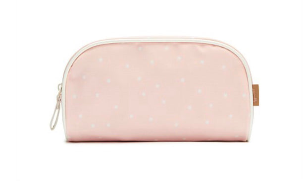 Cosmetic Bag Small - Pink Dots