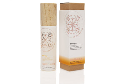 Wellbeing Room Spray 100ml - Energy