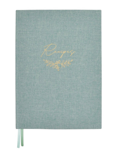 Recipe Journal - Linen
