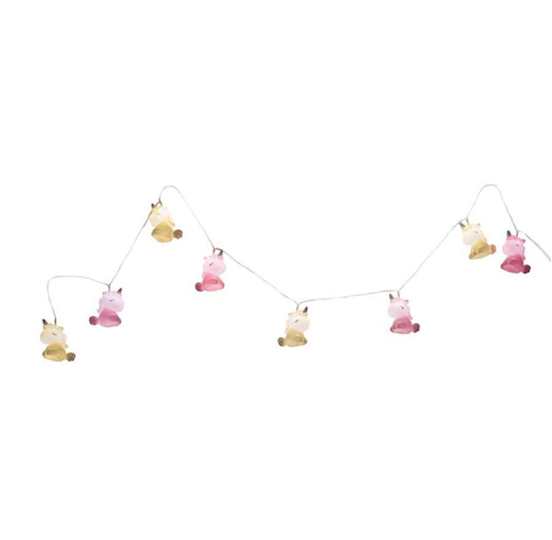 Illuminate Unicorn String Lights