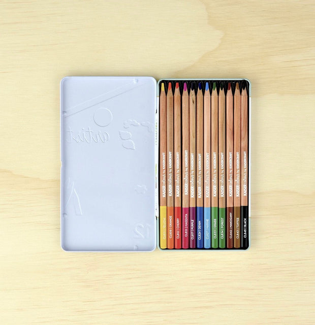 Kaisercraft Coloured Pencils 12pk