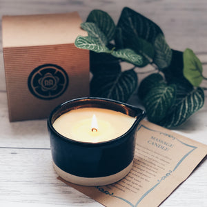 Limited Edition - Handcrafted Massage Candle