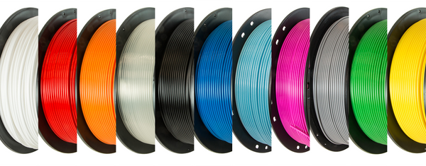 3D-Fuel Color filament photo