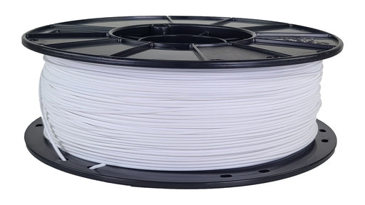 3D-Fuel PLA Brightest White Horizontal Spool 1.75mm