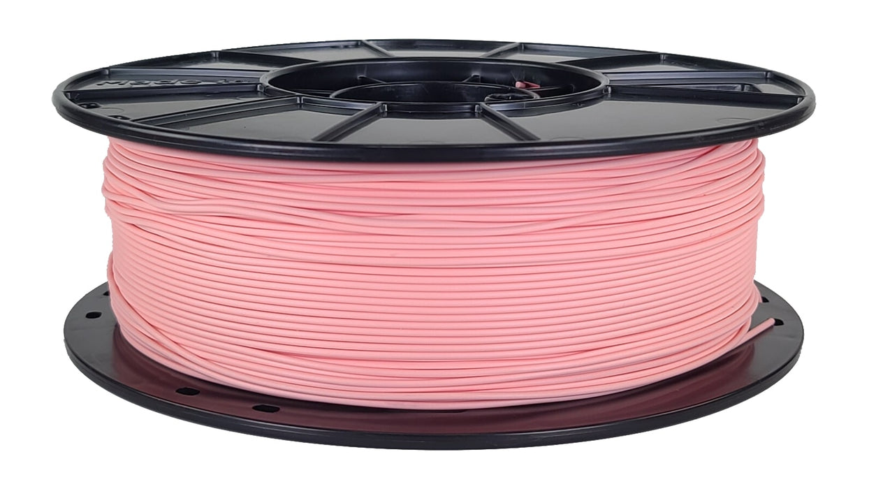 3D-Fuel PLA Bubblegum Pink Horizontal Spool 1.75mm