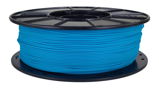 3D-Fuel PLA Caribbean Blue Horizontal Spool 1.75mm