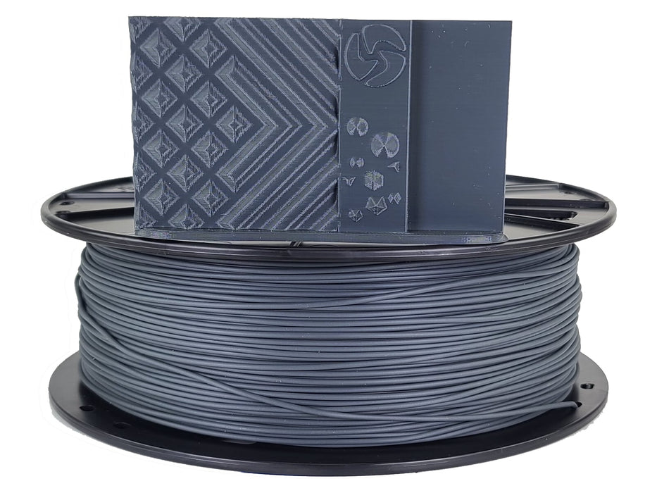 Standard PLA Filament - Charcoal Gray