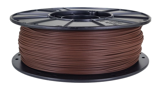 3D-Fuel PLA Chocolate Brown Horizontal Spool 1.75mm