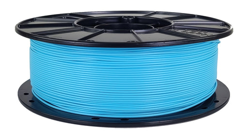 3D-Fuel PLA Electric Blue  Horizontal Spool 1.75mm