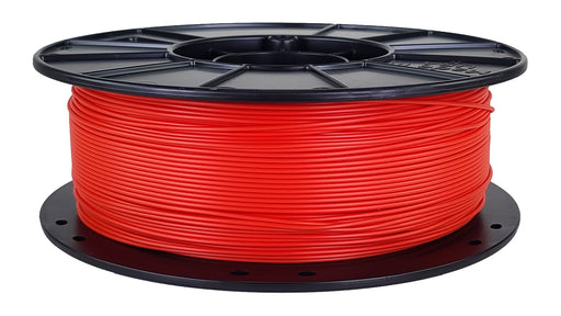 3D-Fuel PLA Fire Engine Red Horizontal Spool 1.75mm