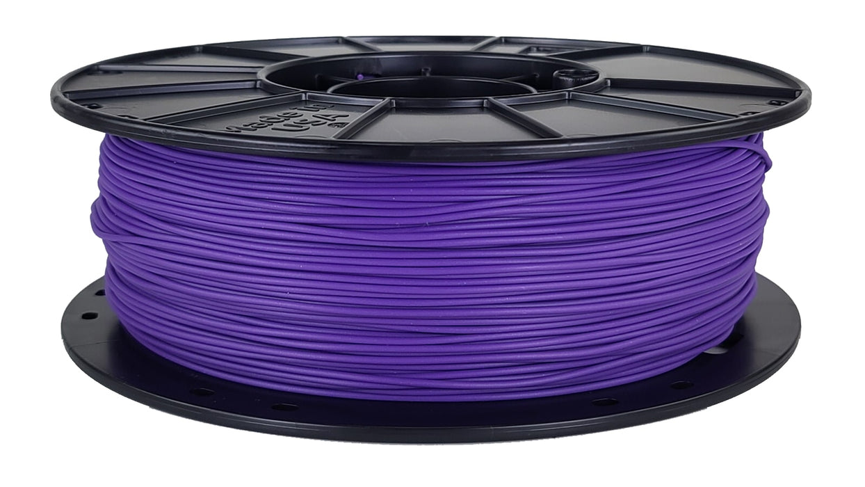 3D-Fuel PLA Grape Purple Horizontal Spool 1.75mm