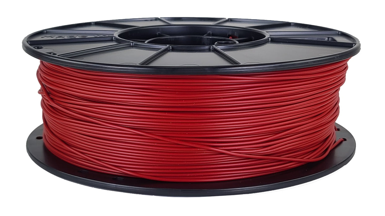 3D-Fuel PLA Iron Red Horizontal Spool 1.75mm