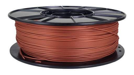 3D-Fuel PLA Metallic Copper Horizontal Spool 1.75mm