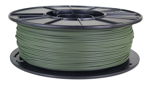 3D-Fuel PLA Olive Green Horizontal Spool 1.75mm