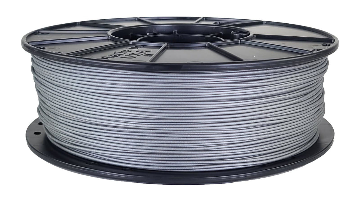 Workday PLA Filament - Simply Silver