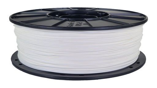 3D-Fuel PLA Snow White Horizontal Spool 1.75mm