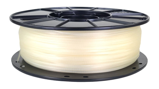 3D-Fuel PLA Clearly Natural  Horizontal Spool 1.75mm