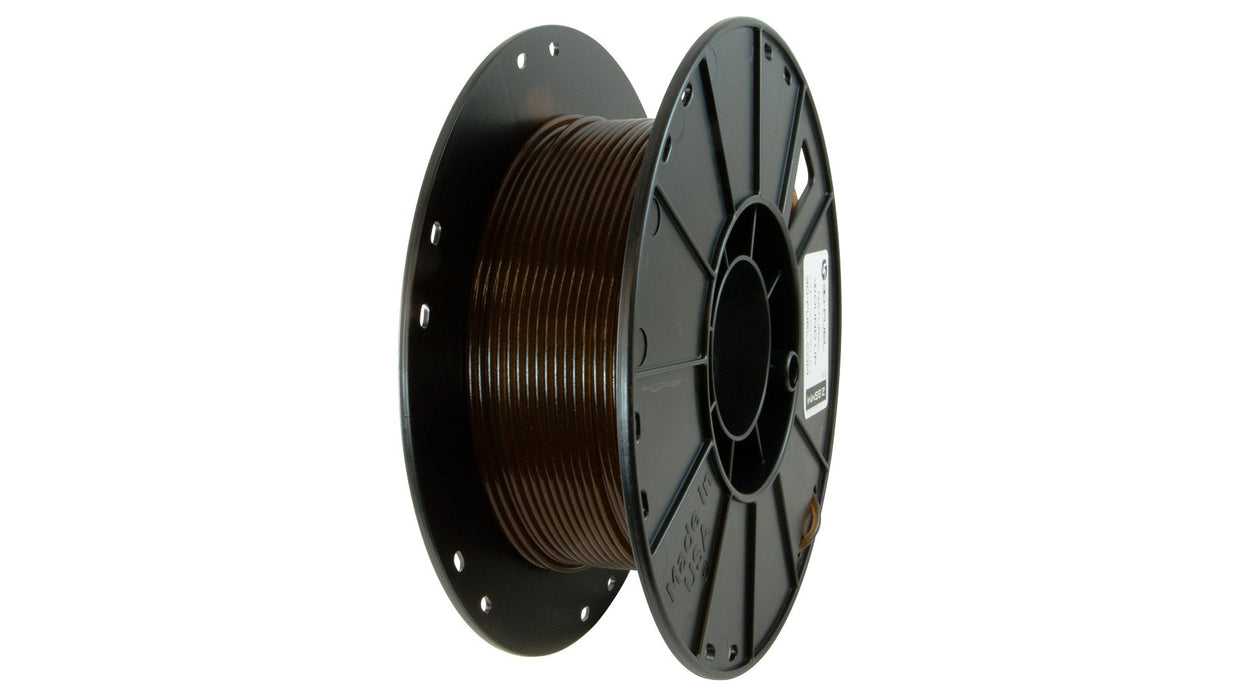 wound up coffee filament 2.85mm spool 2