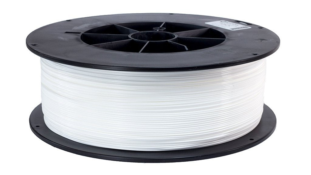3d-fuel advanced PLA high octane white 5 lb 1.75mm