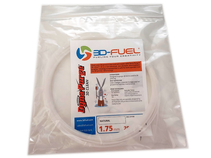 3D-Fuel DynaPurge 3D-Clean Coil in Bag