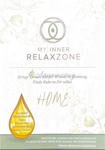 My Inner Relaxzone - Home Books