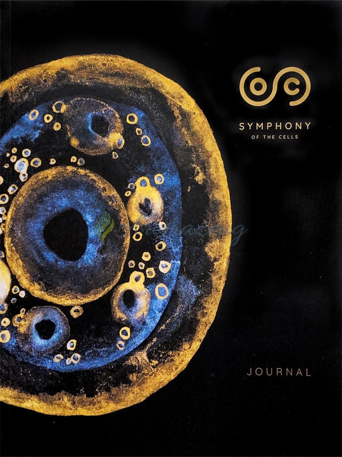 Symphony Of The Cells Journal (English) Books