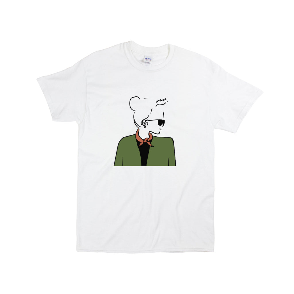 naoo. Sunglass Lady T-Shirt