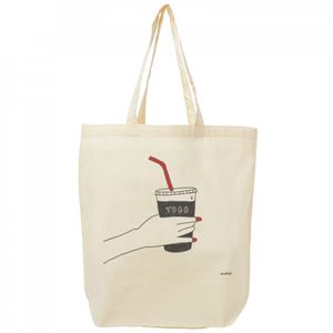 "onatsu<br>to go ""After Lunch"" tote bag"