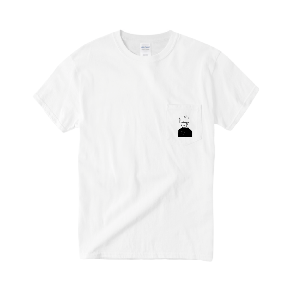 naoo.<br>令和 Boy Pocket T-shirt