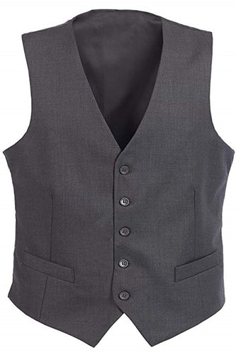 Made to Order Men's Formal Suit Vest
