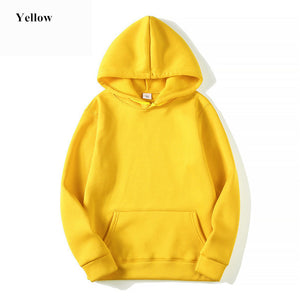 Men's Hoodies 2020 Spring Autumn Male Casual Hoodies Sweatshirts Men's Solid Color Hoodies Sweatshirt Tops