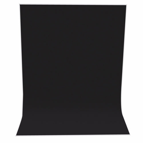 1x1.5m / 3x5ft BLACK Photography Backdrop Background Studio Photo Props 2018 New Arrival