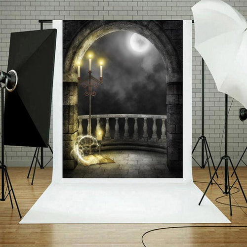 1PC Halloween Decoration Photo Background Backdrop for Studio Vedio Shooting Prop Cloth Photography Backdrops