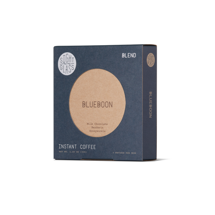 Sightglass Instant: Blueboon