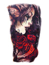 Beauty & Roses -  - Tattoo Forest