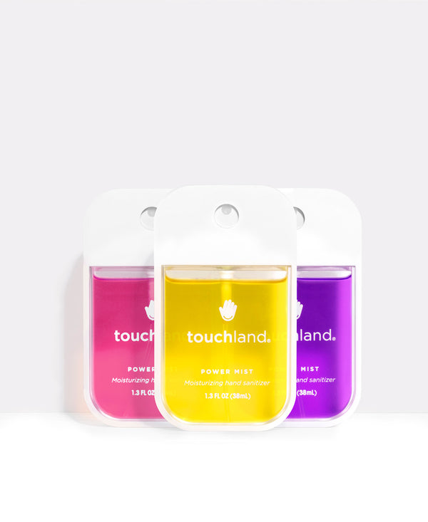 Sweet 💐 3-Bundle by Touchland