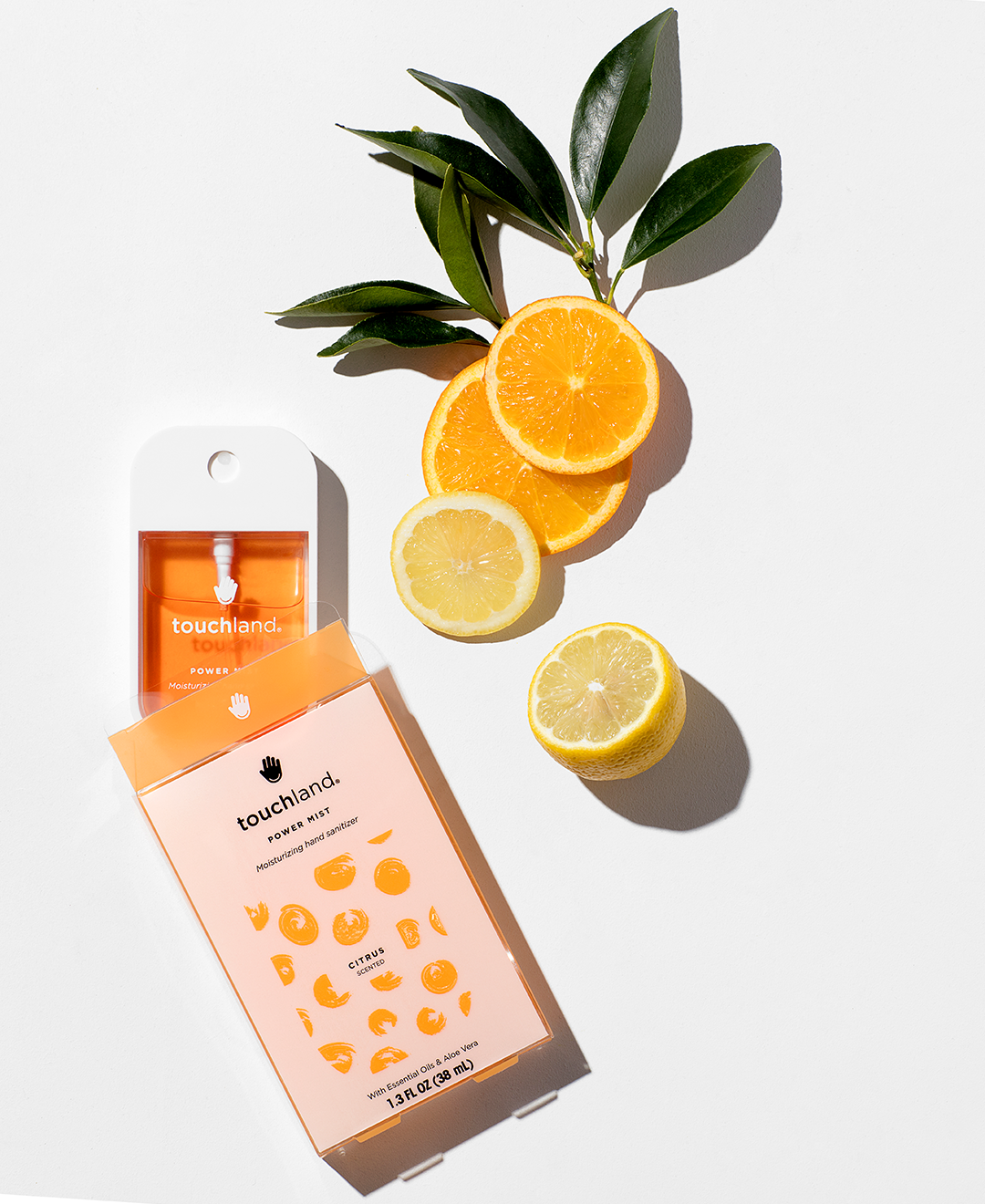 Power Mist Citrus 🍊