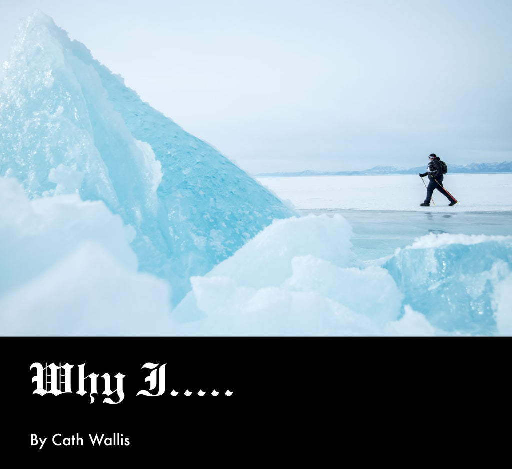 Why I.....Cath Wallis
