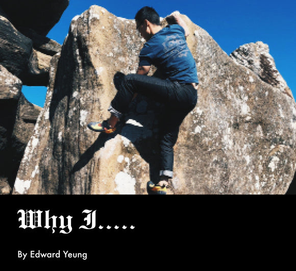 Why I.....With Eddie Yeung
