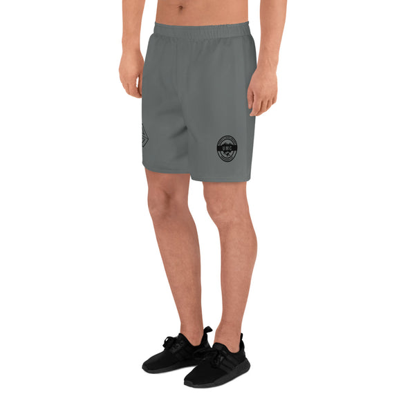UClan x 53 Men's Athletic Long Shorts - Grey / Black - 53Outdoors