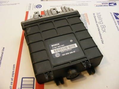 ePartsLand - 93-94 VW Passat GLX VR6 ECU ECM Engine Control Unit