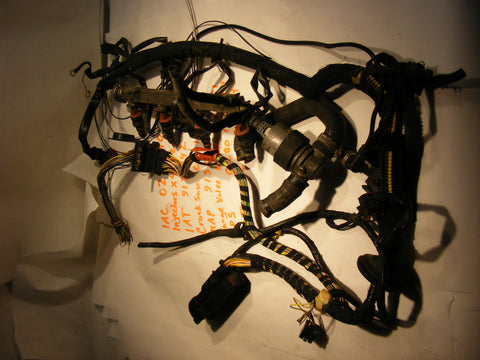 Wiring Harness For 900 - Wiring Diagram Liry on