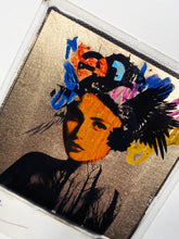 Load image into Gallery viewer, ANDREW MILLAR 'See it Flow' Hand-Painted Polaroid
