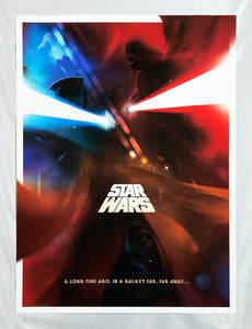 ANDY FAIRHURST 'Feel the Force' (Star Wars) Giclée Print