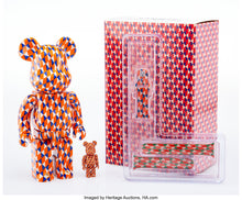 Load image into Gallery viewer, BARRY McGEE x Be@rbrick 'Geometric' Art Figure Set + Watch Bands