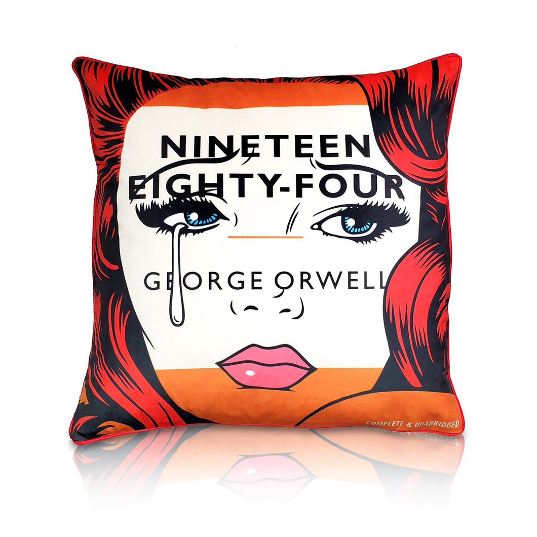 BEN FROST '1984' Limited Edition Pillow