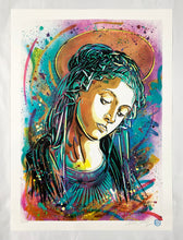 Load image into Gallery viewer, C215 'Madonna' Silkscreen Print